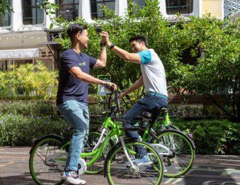 เอนี่วิลจักรยานสาธารณะ มอบทางเลือกการสัญจรให้ชาวเชียงใหม่ช่วยลดมลพิษ ผ่านโครงข่ายIoT ซิมอัจฉริยะจาก dtac Businees