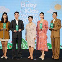 Amarin Baby & Kids Awards 2020 มอบรางวัลสุดยอดแบรนด์ในดวงใจพ่อแม่พร้อมสนุกกับกิจกรรม Mom Expert's Day พลังแม่สร้างลูกฉลาดรอบด้าน