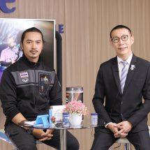 """โฟร์ไล้ฟ์เปิดตัวสมาชิก """"TEAM4LIFE"""" คนแรกของประเทศไทย"""